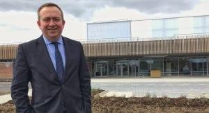 Scott Jacques, Executive Principal, Springwell Leeds Academy